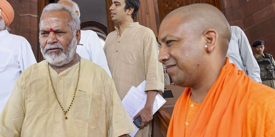 Former MP and BJP leader Swami Chinmayanand