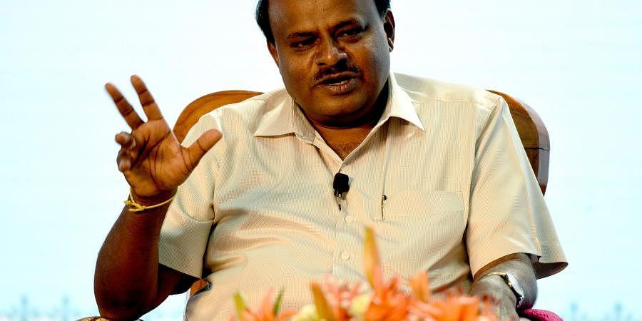 Former Karnataka CM Kumaraswamy