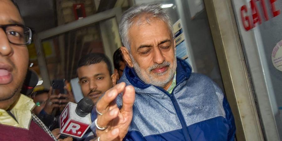 Deepak Talwar, FCRA case