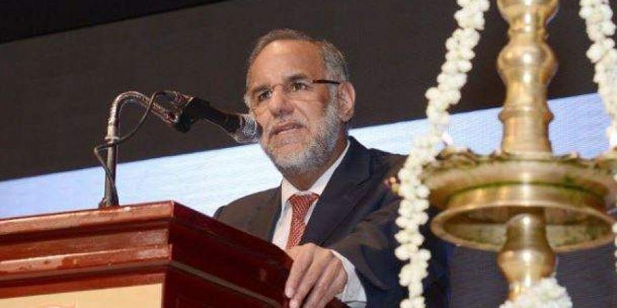 Indian ambassador to the UAE Navdeep Singh Suri