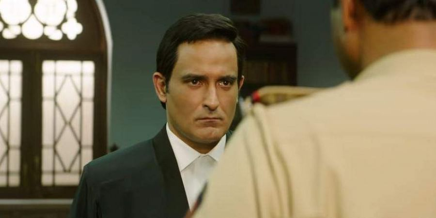 Akshaye Khanna in 'Section 375'.