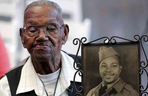 Oldest World War II veteran celebrates 110th birthday in New Orleans