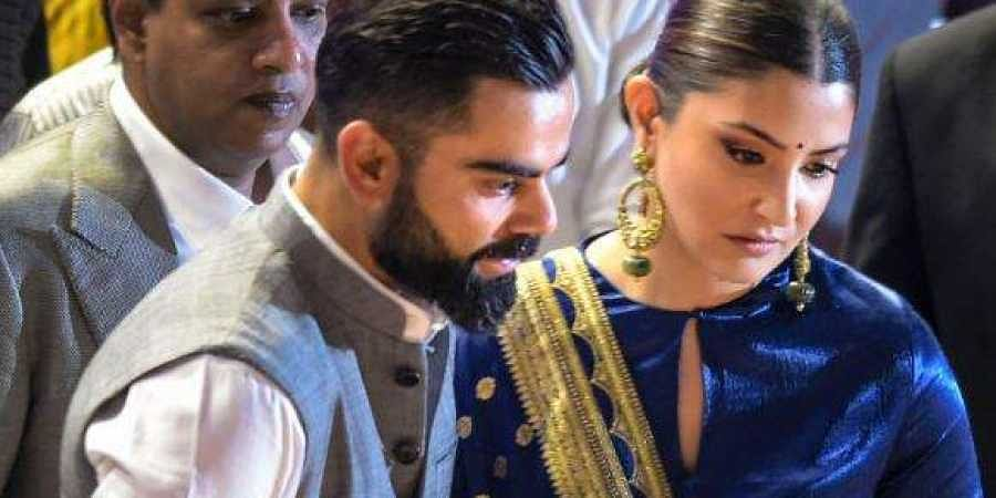Anushka Sharma's interesting statements about her husband Virat Kohli