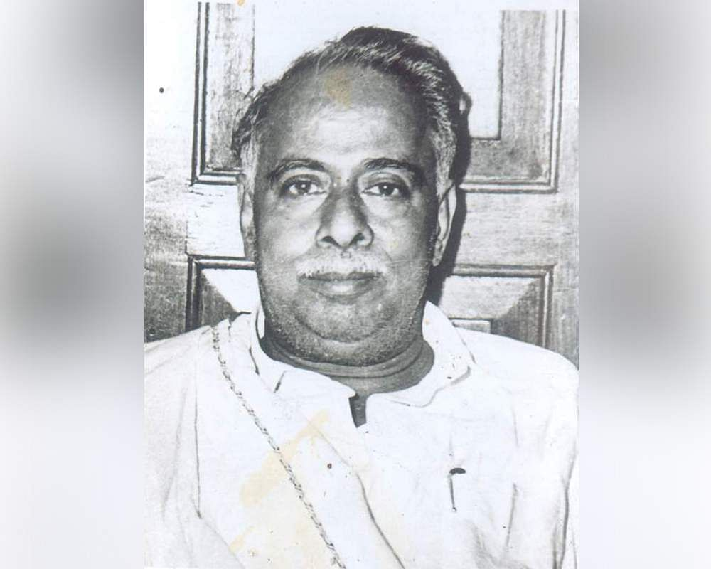Conjeevaram Natarajan Annadurai, lovingly called 'Anna' (elder brother), was born in a small brick house on September 15, 1909 in a Hindu lower-middle-class family at Kancheepuram, the city famed for its of temples near Chennai. There was little in his birth to indicate that he would grow up to be the Chief Minister of his state or the mentor of two other Chief Ministers - K Karunanidhi and MG Ramachandran.