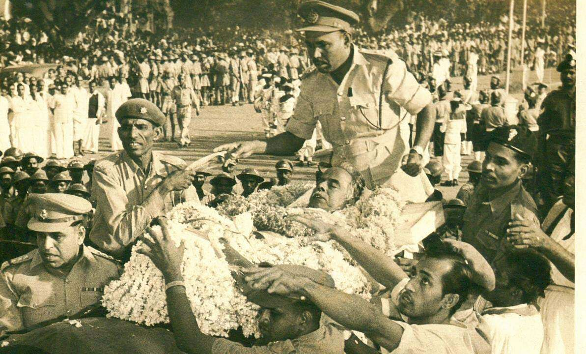 Anna died of cancer on February 3, 1969 at 12:22 AM, according to Tamil Nadu government records. Anna's funeral was attended by a record, 15 million people.