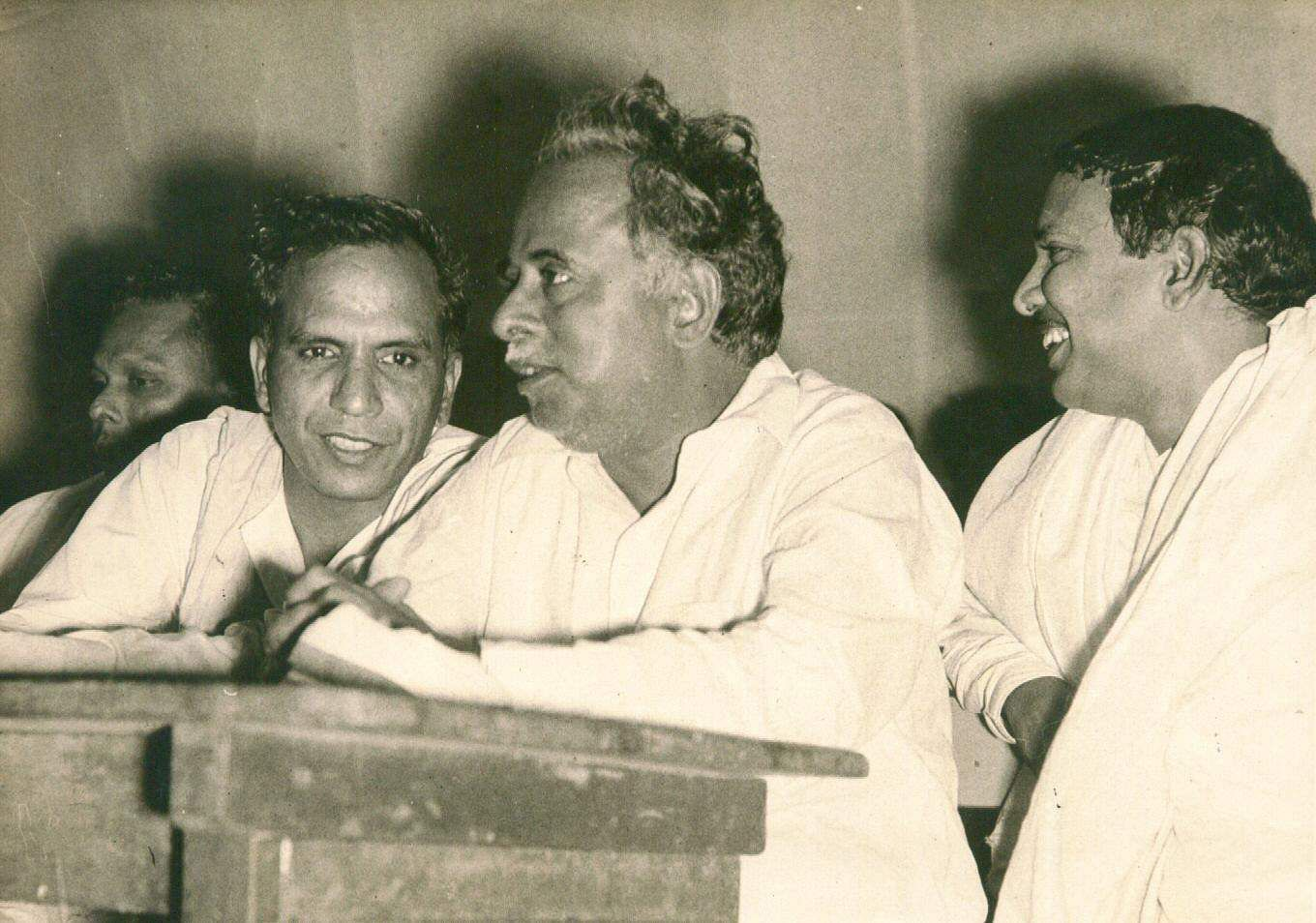 The DMK secured 15 Assembly seats and two parliamentary seats in the second general elections in 1957. Anna was elected from his home constituency, Kanchipuram for the first time to the Madras Legislative Assembly.
