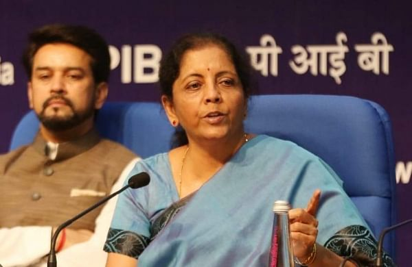 Congress accuses FM Sitharaman of being'clueless' in dealing with economic slowdown