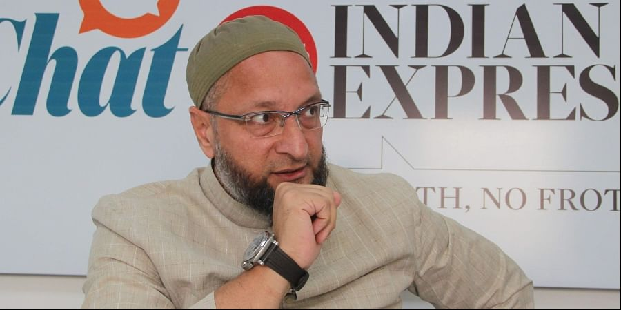 Hyderabad MP Asaduddin Owaisi