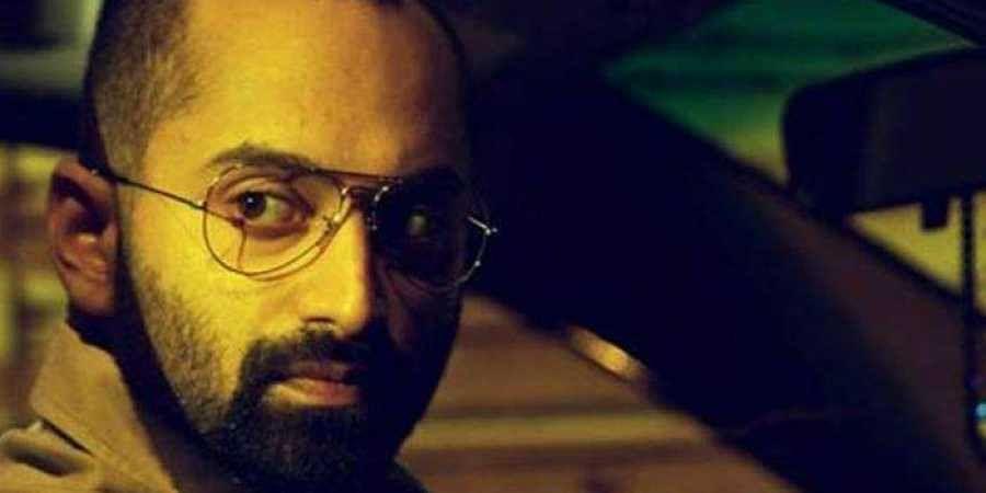 Actor Fahadh Faasil