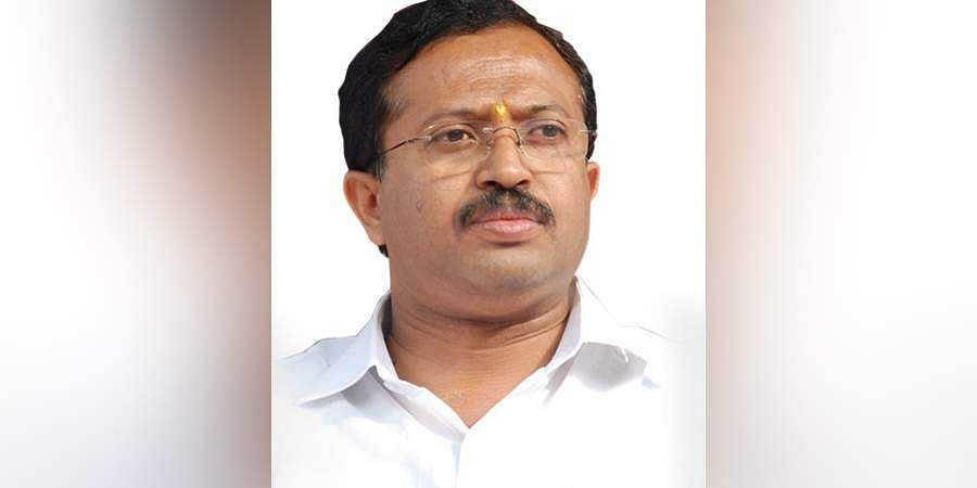 Union Minister of State for External Affairs V Muraleedharan