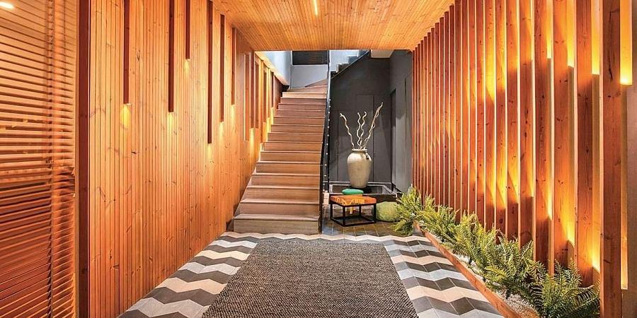Nitin Kohli interior design