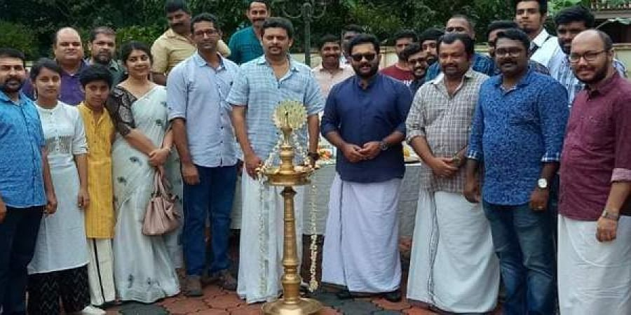 The film has commenced production at Chalakkudy.