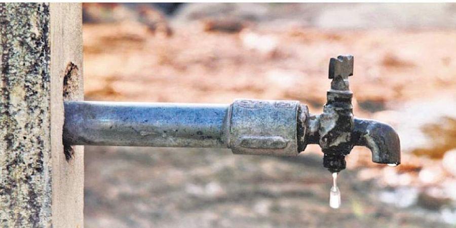 water, water crisis, tap