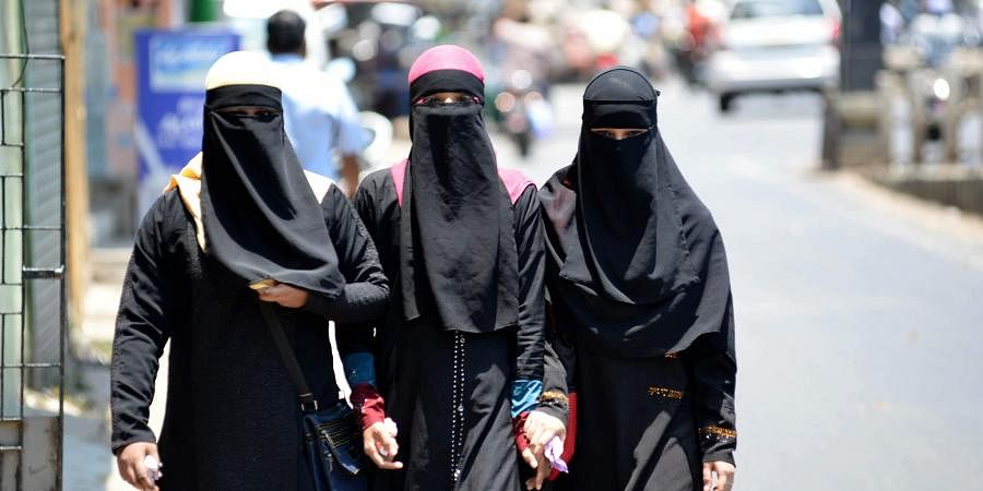 veil, burqa