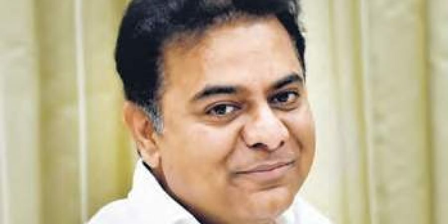 TRS working president KT Rama Rao