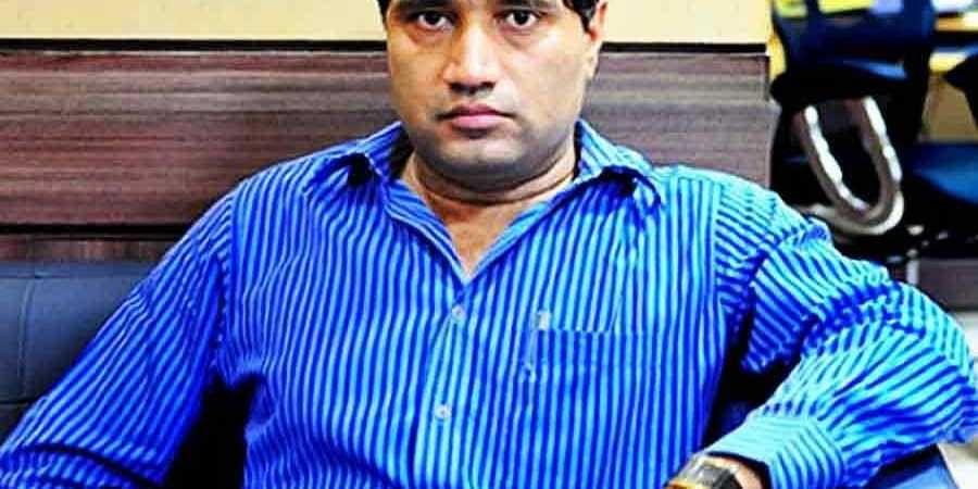 IFS officer Sanjiv Chaturvedi. (Photo | Twitter)