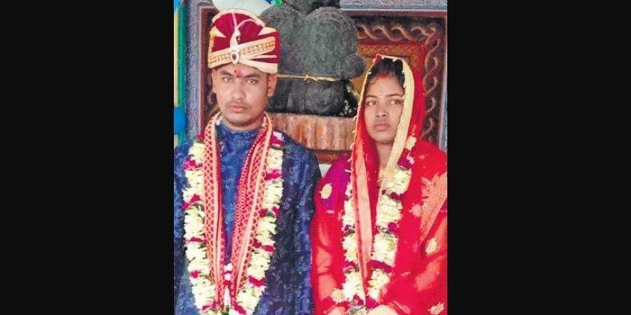 Straying From Norms Odisha Woman Gets Her Widowed Daughter In Law