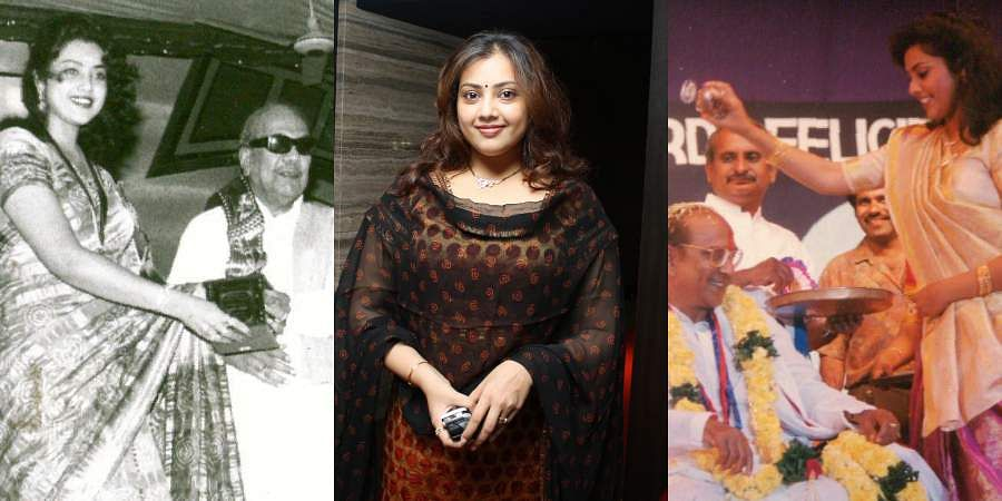 As Kollywood star Meena turns a year older, let us take a look at some of the rare photos of the 'Muthu' actress.