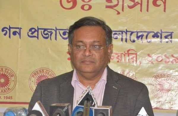Pak is deep in communal milieu: Bangladesh minister
