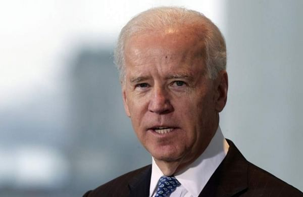 Whites can never fully understand racism, says US Democratic presidential candidate Joe Biden