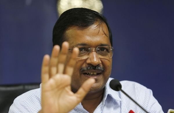 Delhi has not felt pinch of economic slowdown due to AAP's schemes: Kejriwal