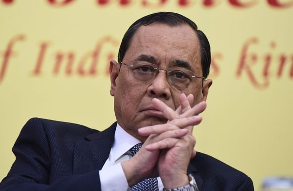 Ravidas temple row: CJI Gogoi to allocate another bench for matter