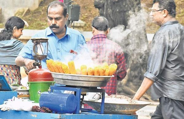 Stale food siezed from Onam fete venues
