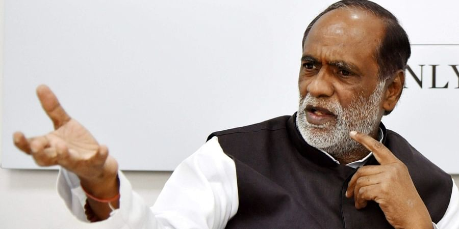 Telangana BJP chief K Laxman
