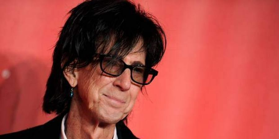 The Cars frontman Ric Ocasek