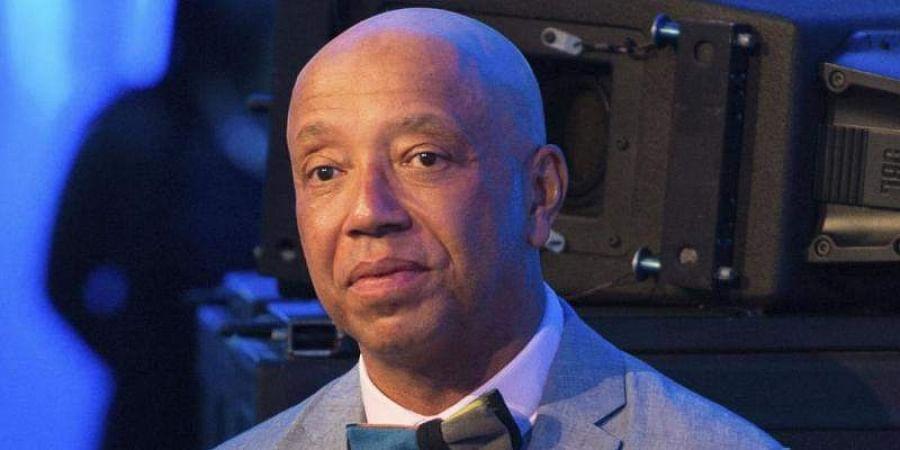 Hip-hop mogul Russell Simmons