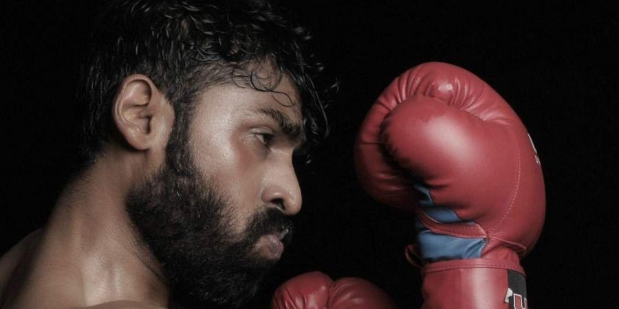 Kannada actor Vinay Rajkumar