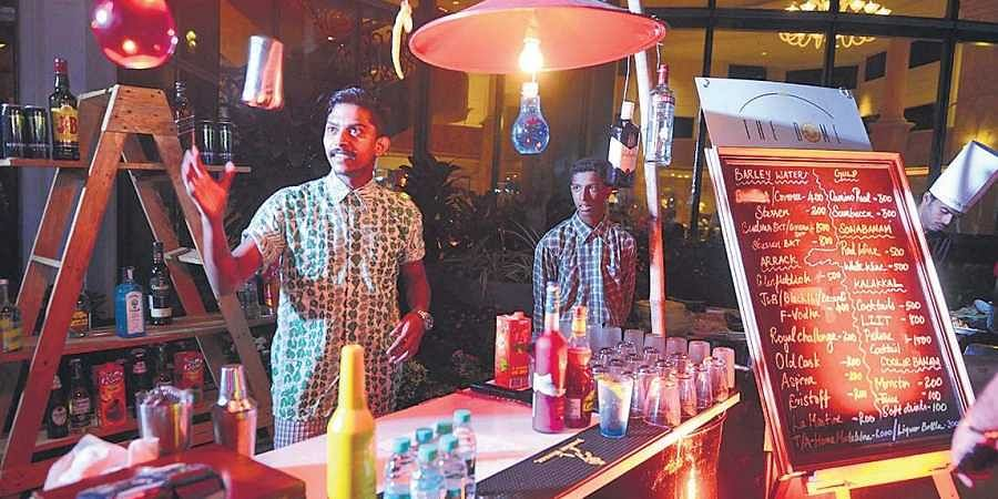 The Food Bazar series commenced on Friday and will continue to be a weekend affair at the hotel.