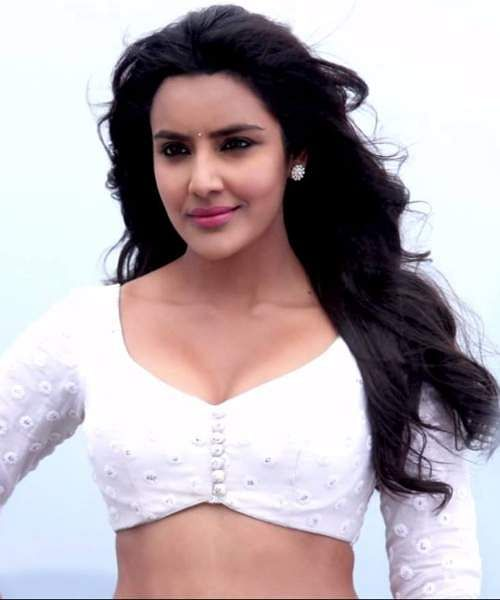 Priya Anand played a crucial role in political satire 'LKG', which released earlier this year, was a huge box office success.