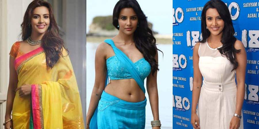 As Priya Anand celebrates her birthday today, let us take a look at some stunning photos of the 'Ethir Neechal' actress