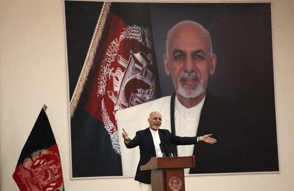 Suicide bombing kills 24 at Afghan president's rally; Ashraf Ghani escapes unhurt