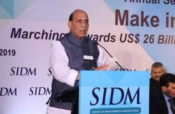 India to become USD 10 trillion economy by 2030-32: Rajnath Singh