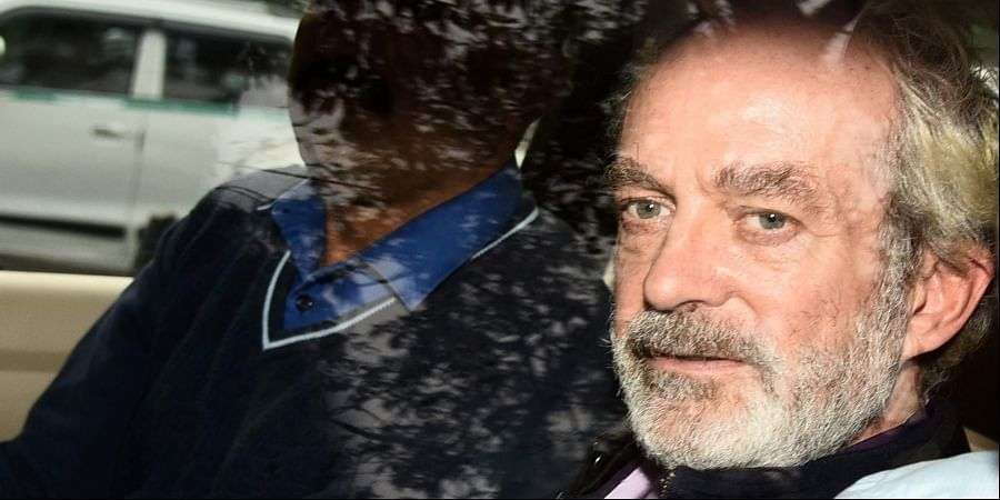 AugustaWestland scam accused Christian Michel
