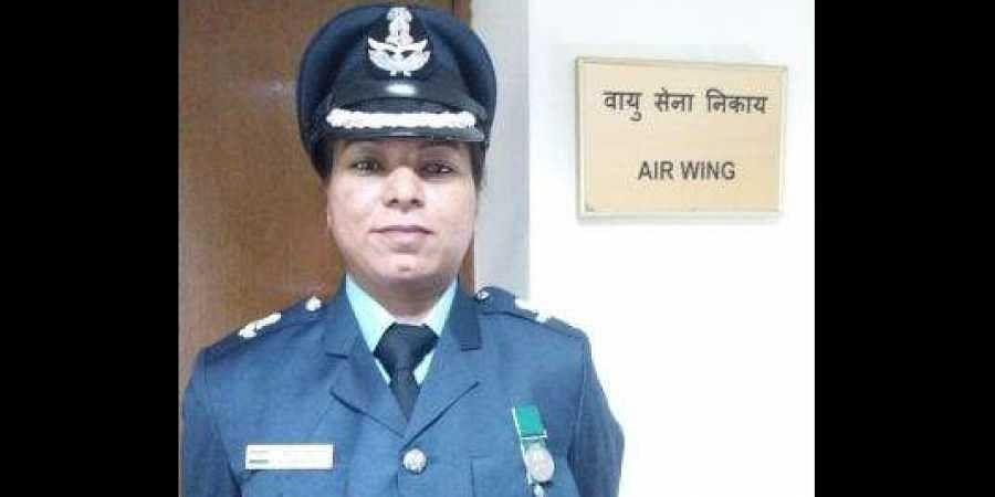 Wing Commander Anjali Singh
