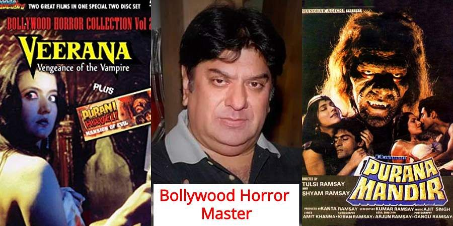 Filmmaker Shyam Ramsay, who made Bollywood horror a cult affair, died on Wednesday. Let us take a look at six must watch films of the 'Bollywood horror master'.