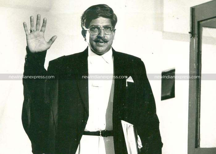 Sandalwood actor Vishnuvardhan in 'Lion Jagapathirao'.