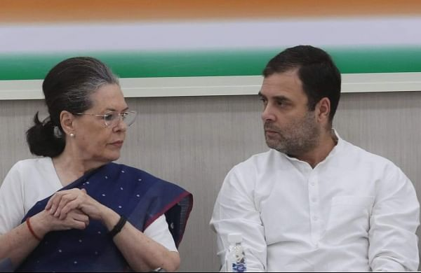 With Sonia's appointment as interim chief, power balance shifts again in Congress