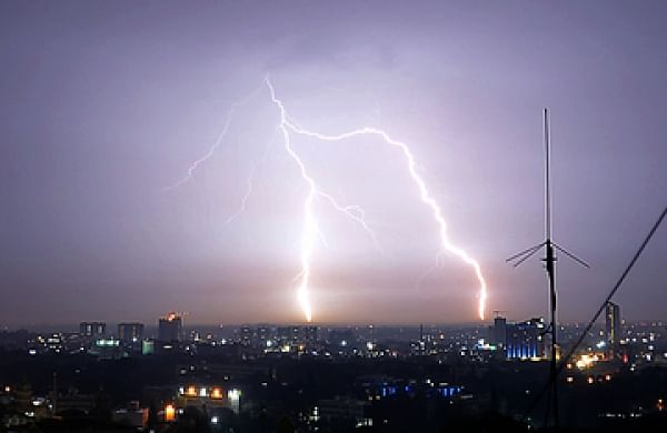 Lightning strike incidents in Bihar kill 17 people within 24 hours