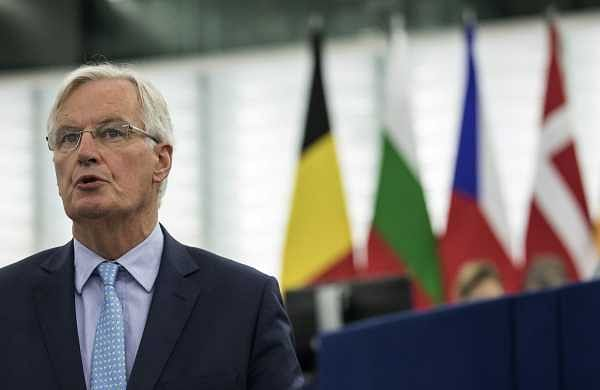 EU's chief Brexit negotiator Michel Barnier delivers stark warning on future UK trade deal
