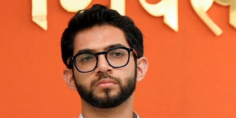 Yuva Sena chief Aaditya Thackeray