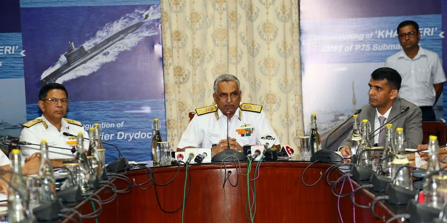 Budget scarcity pinching the naval modernization was pointed by the Vice Chief of Naval Staff Vice Admiral G Ashok Kumar while he was briefing the media about three important ceremonies on 28 September.