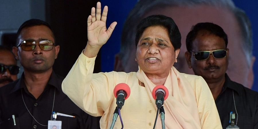 Burning alive Dalit man over love affair in caste's name cruel, condemnable: Mayawati