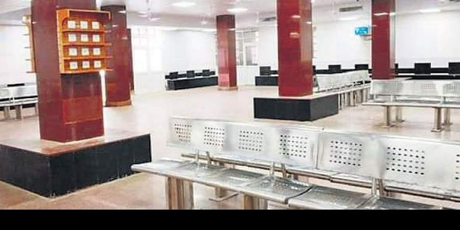 Patna junction's waiting hall is also the world's largest.    Express Photo Services