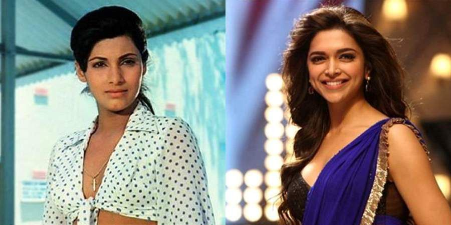 Bollywood is known to set the trend for how women dress in India. Here are few iconic costumesworn byBollywood beauty queens on screen.