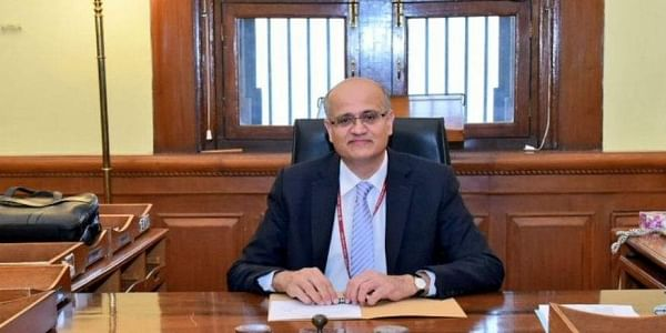 Foreign Secretary Vijay Gokhale (Photo | MEA India Twitter)
