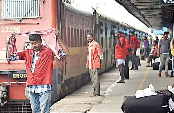 The end of railway porters may be closer than ever